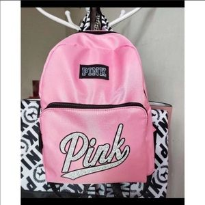 New with tags Victoria's Secret pink mini book bag
